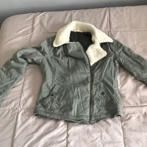 Jackets & Blazers - Hollister  jacket  🧥 army green